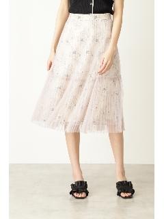 [美人百花×JILLSTUARTコラボ]カノアスカート