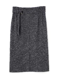 ◆大きいサイズ◆コットンウールジャージースカート