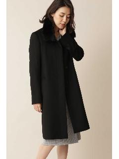 ◆大きいサイズ◆カシミヤ混ウールコート