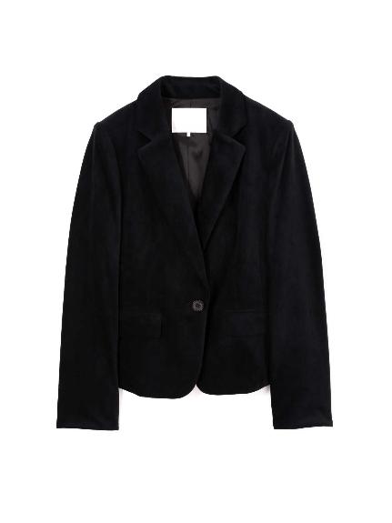 70%OFF Aylesbury (アリスバーリー) ◆大きいサイズ◆ニューズニューライトテーラードジャケット ブラック(010)