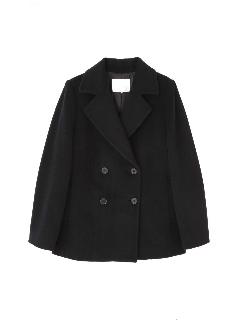 ◆大きいサイズ◆アンゴラビーバーPコート
