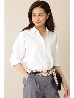 ◆[洗える]ジャージーシャツ