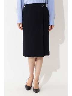 ★セットアップ対応★ダブルサテンスカート