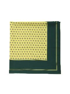 ウィンテージ風スカーフ