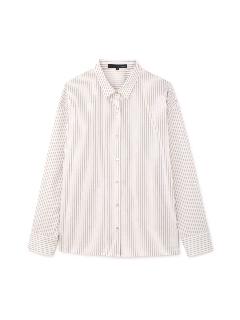 ◆先染め綿ナイロンシャツ