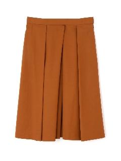 ◆大きいサイズ◆100d強撚スカート