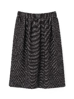 ツイルジャージスカート