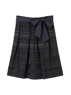 シャドーボーダースカート
