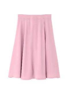 ◆大きいサイズ◆サテンジョーゼットスカート