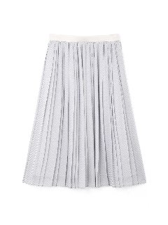 ◆大きいサイズ◆ヘリンボンプリントスカート