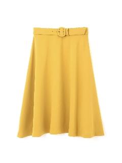 ◆大きいサイズ・洗える◆サテンツイルスカート