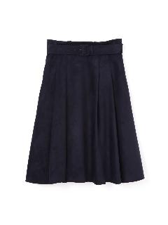 ◆大きいサイズ◆エルモザスエードスカート