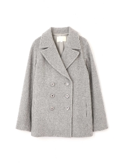 ◆大きいサイズ◆スーパー120シャギービーバーコート
