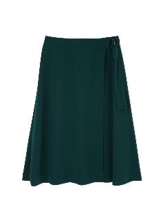 ◆大きいサイズ◆強撚バイオツイルスカート