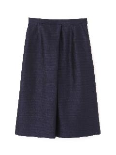 シャイニーシャンブレースカート