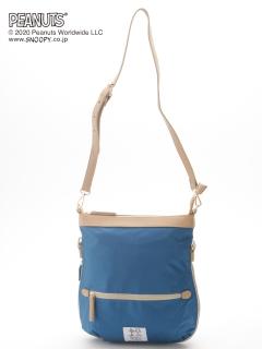 【Vintage PEANUTS】メニーポケットショルダーバッグ
