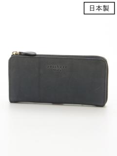 【ズッケロフィラート】日本製 レザー長財布