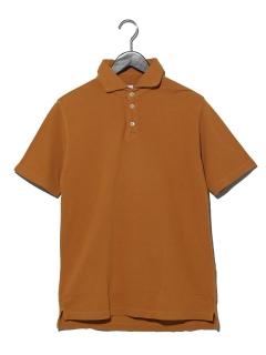 MCガーメントダイポロシャツ