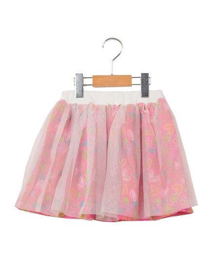 POMONAKISS (ポモナキッス) スカート ピンク