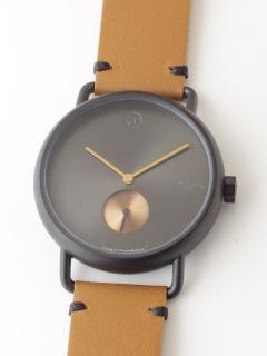 【ユニセックス】腕時計LunaMatteBlackルナマットブラック