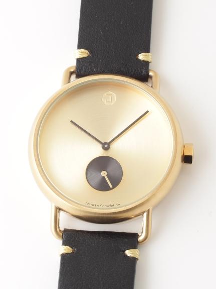 JAIDEN Classic (ジャイデンクラシック) 【ユニセックス】腕時計LunaGoldルナゴールド ブラック
