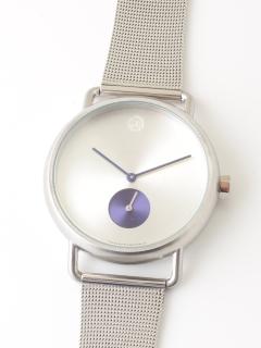 【ユニセックス】腕時計LunaSSMatteSilverルナSSマットシルバー