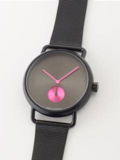 【ユニセックス】腕時計LunaSSMatteBlackルナSSマットブラック