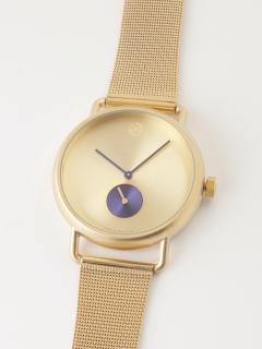 【ユニセックス】腕時計LunaSSGoldルナSSゴールド