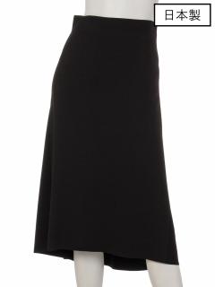【日本製】ストレッチポンチマーメイドスカート