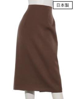 【日本製】ハイウエストタイトスカート