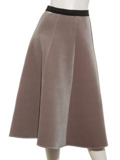 ベロアボンディング スカート