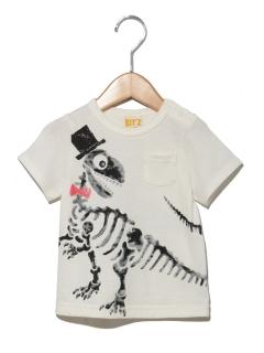 【Bit'z】恐竜ptTシャツ
