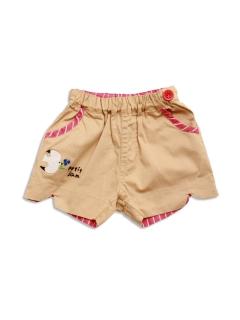 【petit jam】裾ちょうちょショートパンツ