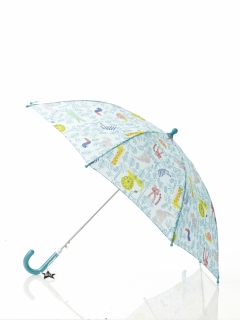 【BIT'Z】動物かくれんぼ柄傘