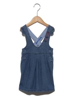 【petit jam】ジャンパースカート