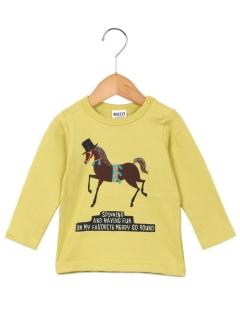 horseTシャツ