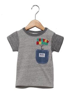 4色2柄ペンギントラベラーTシャツ