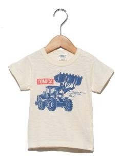 トミカメカニックTシャツ