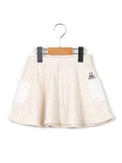 シャギーポケットスカート