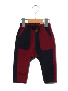 裾ゴムクライミングパンツ