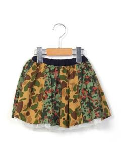ブルマ付きスカート