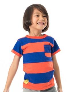 5色2柄ポケットOP Tシャツ