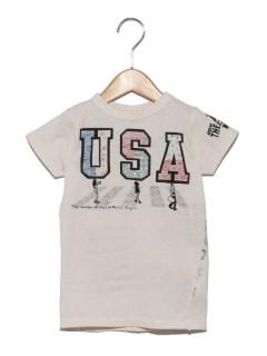 3柄ホワイトTシャツ