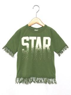 スターフリンジTシャツ