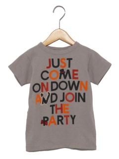 NYC人型プリントTシャツ
