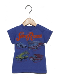 働く車Tシャツ