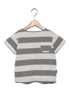 ワイドボーダービッグTシャツ