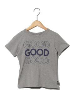 グッドラックロゴTシャツ