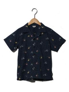 BREEZEオープンカラーシャツ
