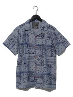 BREEZE2色2柄アロハシャツ(オトナ)